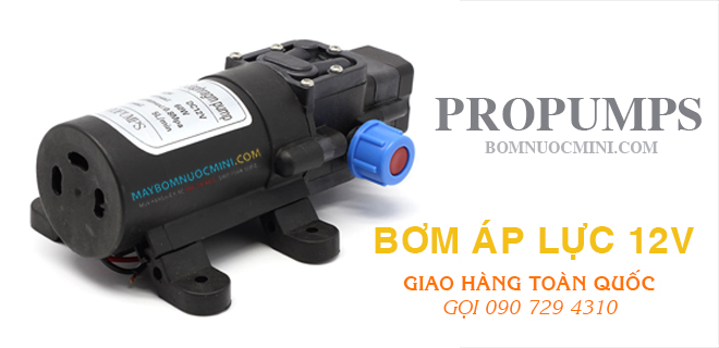 may bom mini propumps