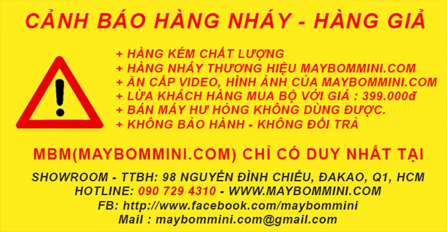 may Bom Mini