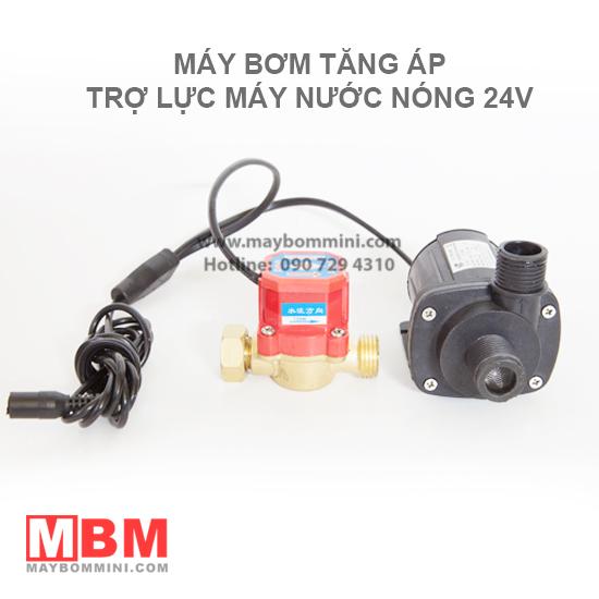 may-bom-tro-luc-nong-lanh-24v