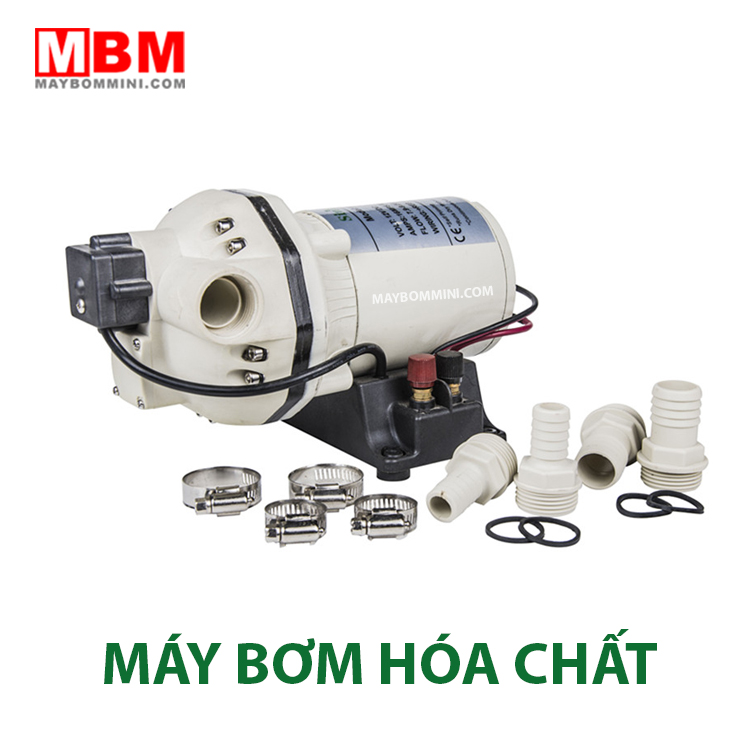May Bom Hoa Chat 220v 12v