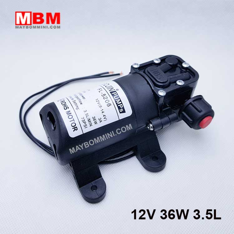 May Bom Mini 12v