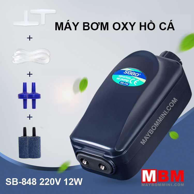 May Tao Oxy Ho Ca 220v Sb848