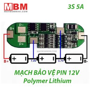 Mach Bao Ve Pin 12v