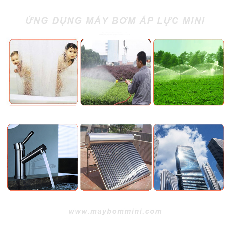 Ung Dung May Bom Ap Luc Mini