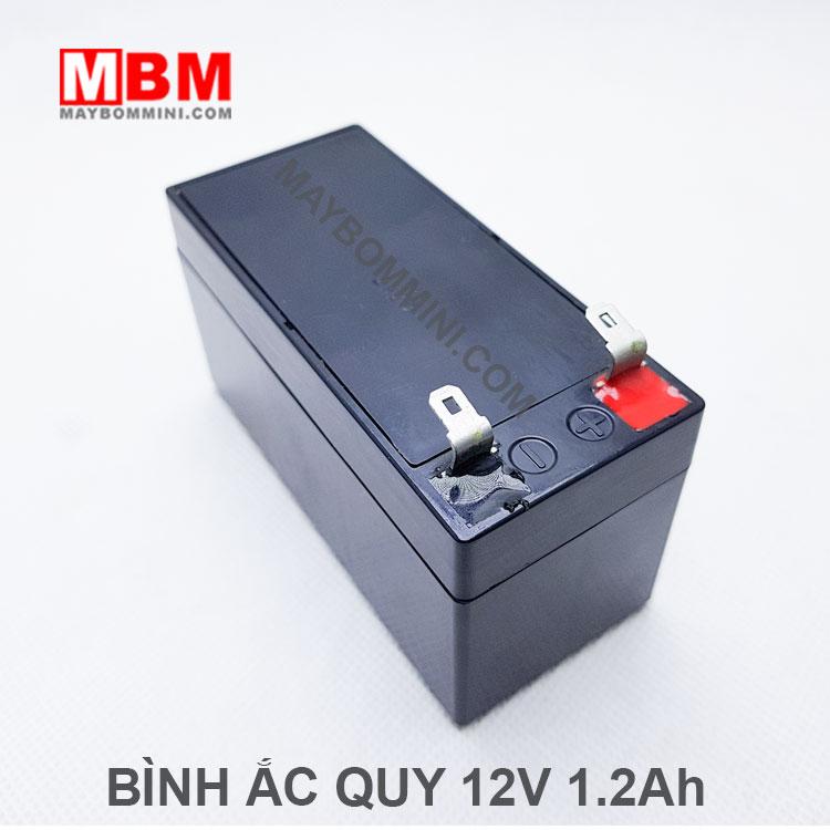 Ban Binh Ac Quy 12v