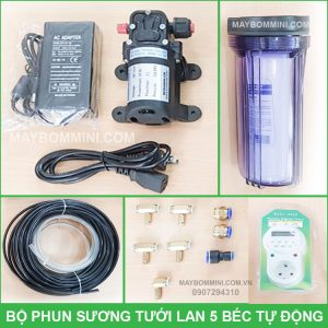 Bo Phun Suong Tuoi Lan Tu Dong