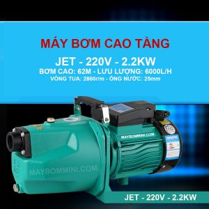 Bom Nuoc Cao Tang 2200w