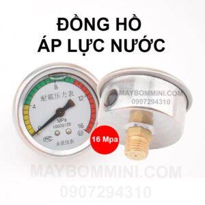 Dong Ho Ap Luc Nuoc 16mpa