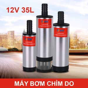 May Bom Chim Dau Nhot 12V