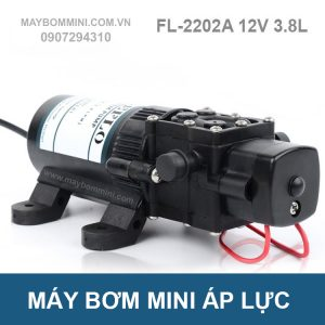 May Bom Nuoc Mini 12v Fl 2202a