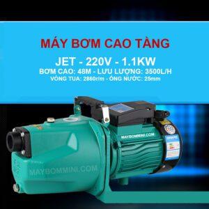 May Bom Nuoc Toa Nha 1100w