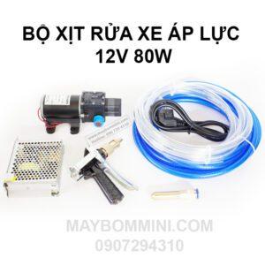 May Xit Ap Luc Mini 12v