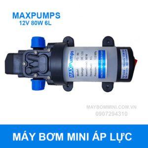 Bom Ap Luc Mini 12v