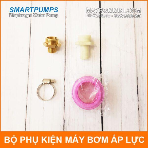 Bo Phu Kien May Bom Ap Luc 12V 24V Smartpumps