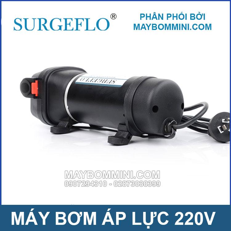 Bom Ap Luc Mini SURGEFLO 220V