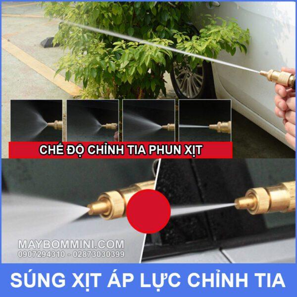 Chinh Tia Phin Phun Xit