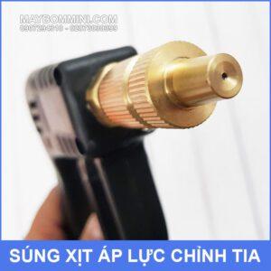 Dau Chinh Tia Sung Xit Ap Luc