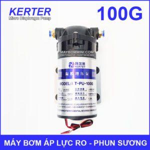 May Bom Ap Luc 24V Phun Suong RO 100G
