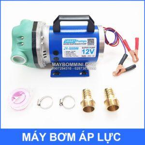 May Bom Ap Luc JY 500W 12V