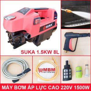 May Bom Ap Luc Cao 220V 1500W Suka Chinh Hang LAZADA