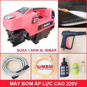 May Bom Ap Luc Cao 220V 1800W Suka Chinh Hang LAZADA