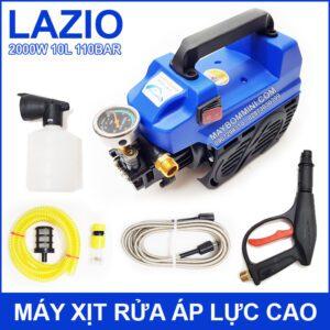 May Bom Ap Luc Cao 220V 2000W Lazio LZX 19