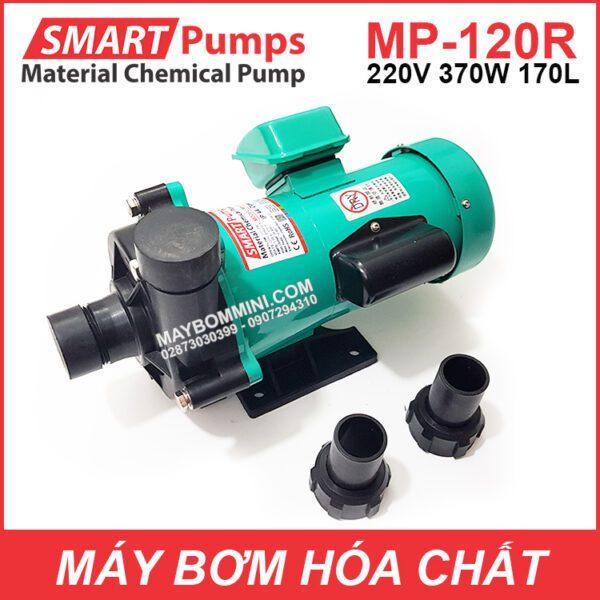 May Bom Hoa Chat 220V 370W 170L Smartpumps