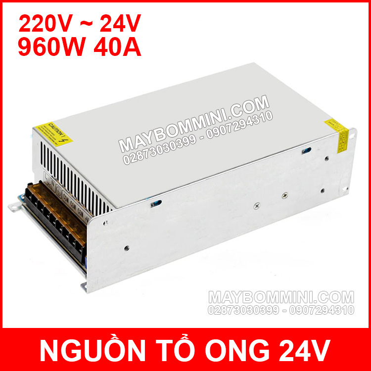 Nguon To Ong 24V 40A 960W