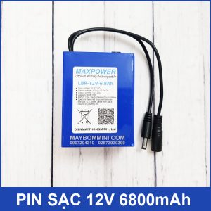 Pin Sac 12v 6800mah