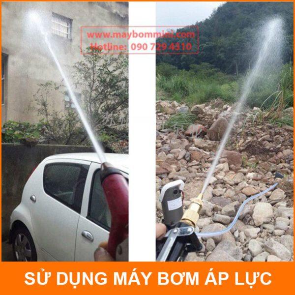 Su Dung May Bom Ap Luc 12v 24v