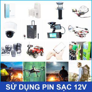 Su Dung Pin Sac 12v Cao Cap