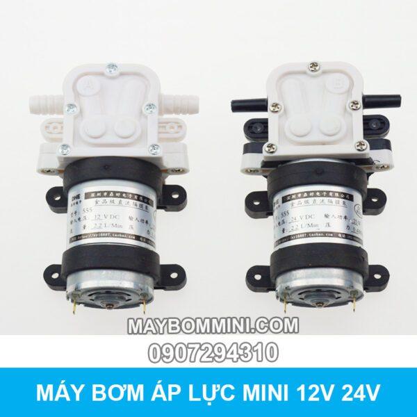 Ban May Bom Mini 12v 24v