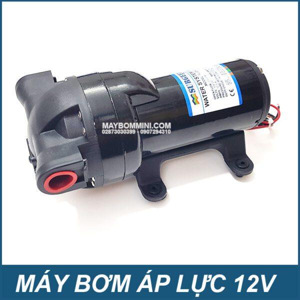 Ban May Bom Nuoc Ap Luc 12V SURGEFLO FL 200