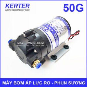 Bom Ap Luc Mini Phun Suong 24V 50G