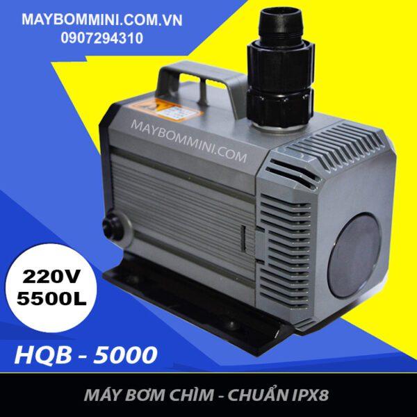 Bom Nuoc Hon Non Bo Be Ca HQB 5000