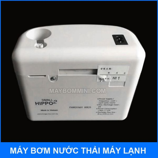 Bom Nuoc May Dieu Hoa Nhiet Do 3M 220v