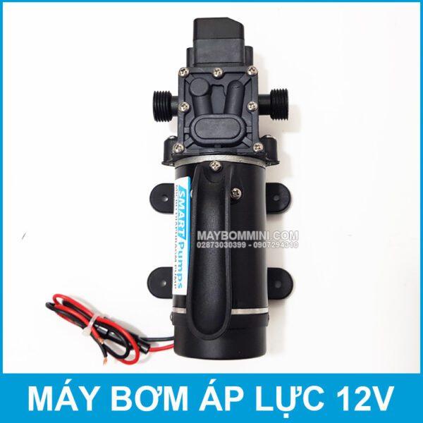 Bom Nuoc Mini 12v 120W 10L Smartpumps