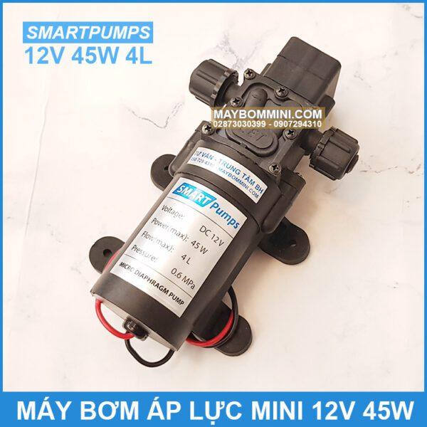 Bom Nuoc Mini 12v 45w