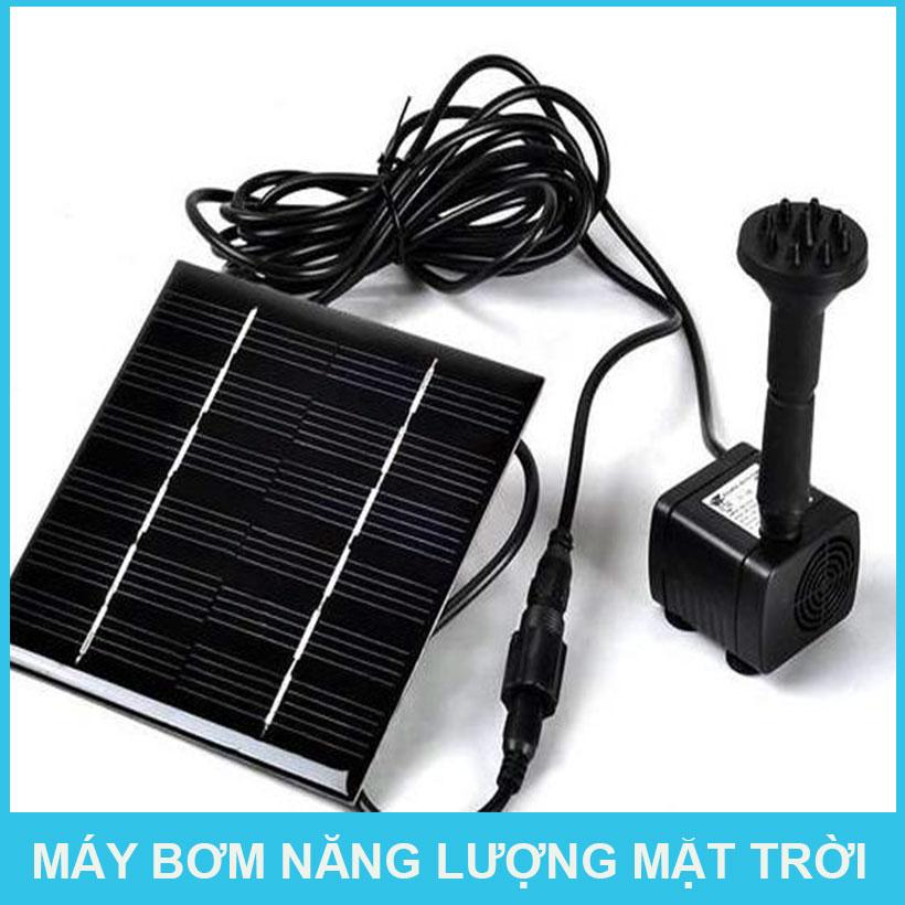 Bom Nuoc Mini Nang Luong Mat Troi