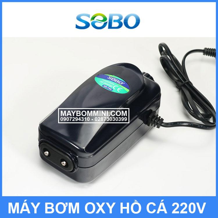 Bom Oxy Ho Ca Chinh Hang