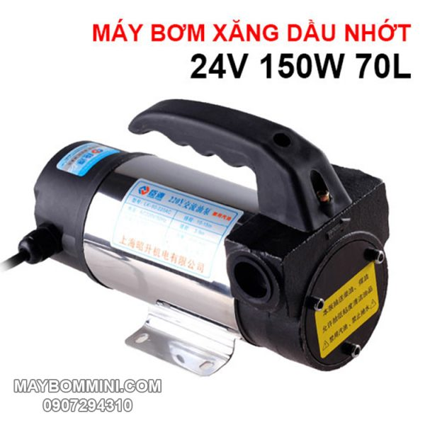 Bom Xang Dau Nhot 24v