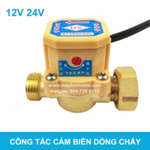 Cong Tat Ap Luc Nuoc 12V 24V