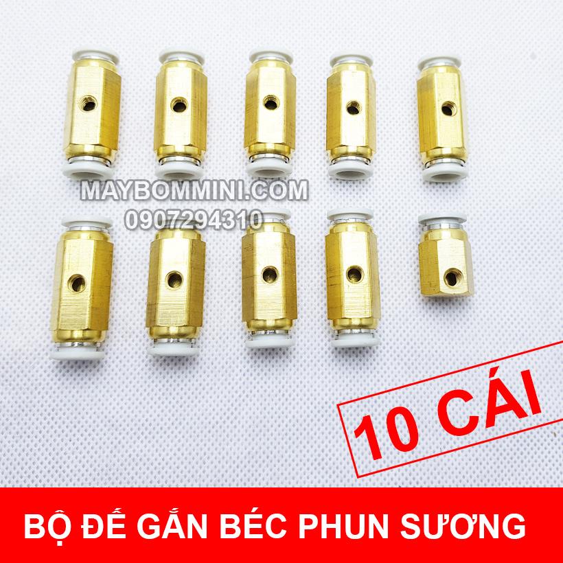 De Gan Bec Phun Suong 10 Cai Co De Cuoi
