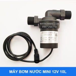 Lazada Bom Nuoc Mini Tro Luc 12v