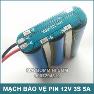 Mach Bao Ve Pin Sac 12v