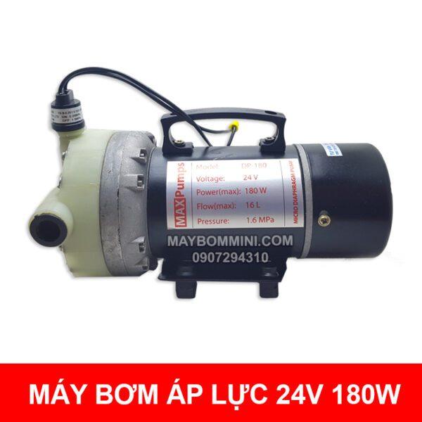 May Bom Ap Luc Mini 24v 180w
