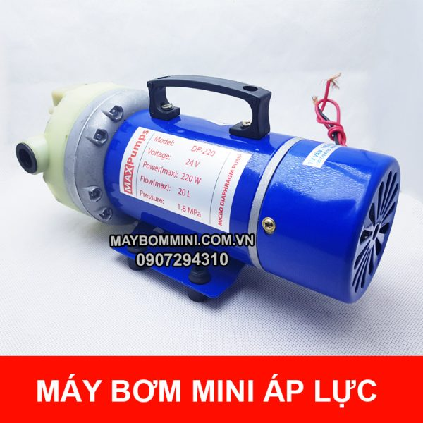 May Bom Ap Luc Mini