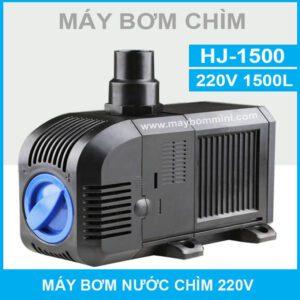 May Bom Chim 220v Hj 1500