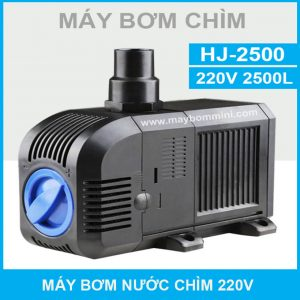 May Bom Chim 220v Hj 2500 Gia Tot