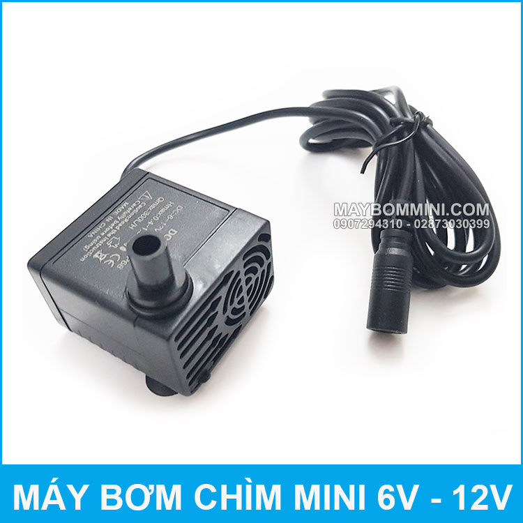 May Bom Chim Dc 808